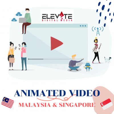 Animated video Malaysia Singapore
