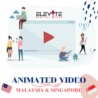 Animated video Malaysia Singapore