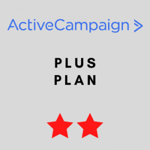 Active Campaign Plus Plan