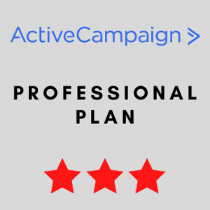 Active Campaign Professional Plan
